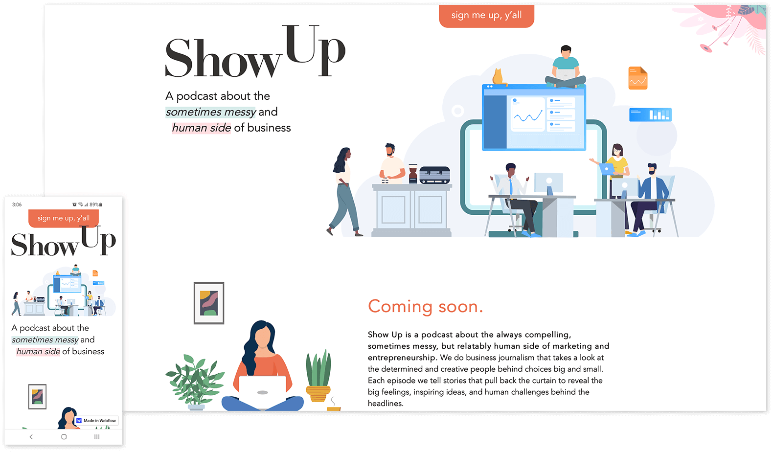 Show Up Podcast